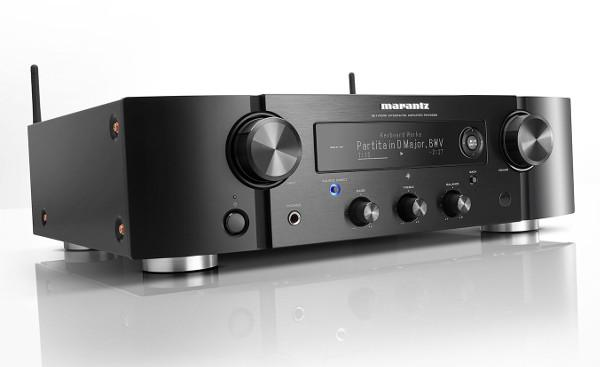 Marantz Previews Integrated Amp with Wireless Streaming