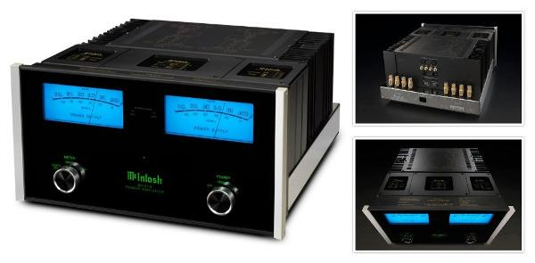 McIntosh Boosts Dynamic Headroom of New Amplifier