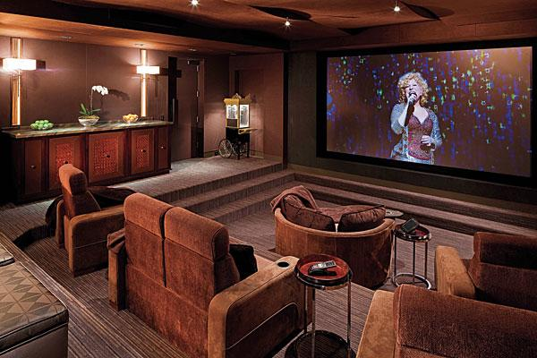 attic den ideas - Soundproofing 101 How To Keep Your Home Theater Quiet