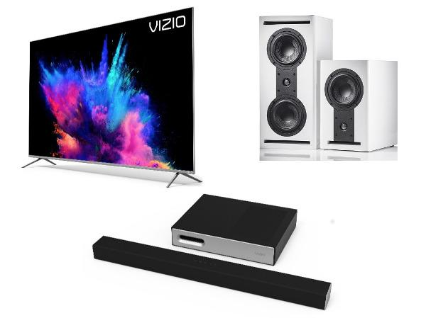 Vizio Discounts Soundbars & TVs, RSL Drops Speaker Prices