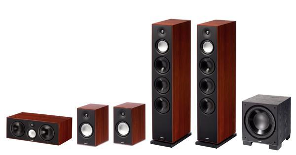 Paradigm Monitor 11 Speaker System | Sound & Vision