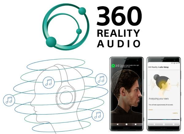 Sony 360-degree audio format launches this autumn with 1,000 tunes
