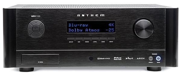 Anthem MRX 1120 A/V Receiver Review | Sound & Vision on