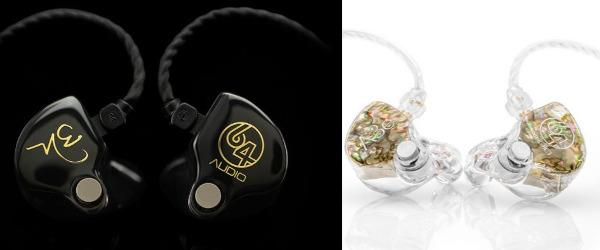 64 Audio Targets Audiophiles with Custom In-Ear Monitors