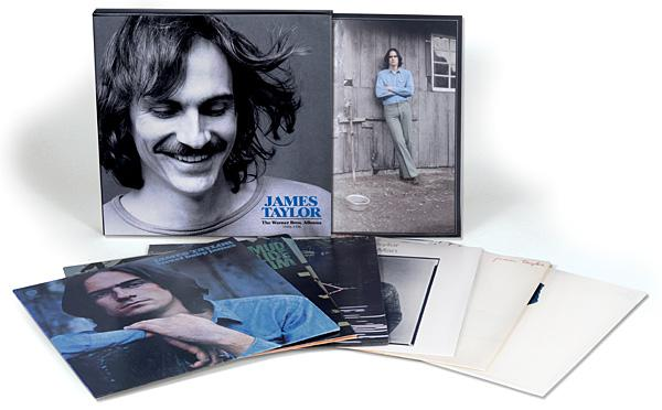 James Taylor: The Warner Bros. Albums -1970-1976