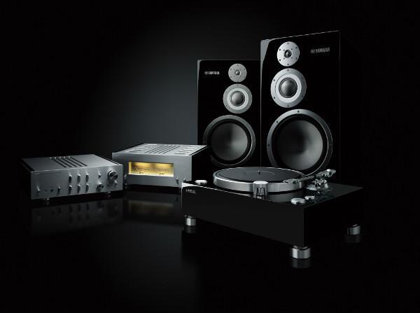 Yamaha Targets Audiophiles with Upscale Hi-Fi Series