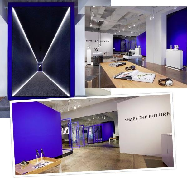 Sennheiser Opens Future of Audio Store in NYC | Sound & Vision
