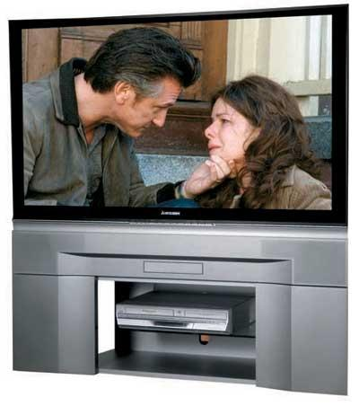 Mitsubishi WD-52525 52-inch DLP HDTV | Sound & Vision
