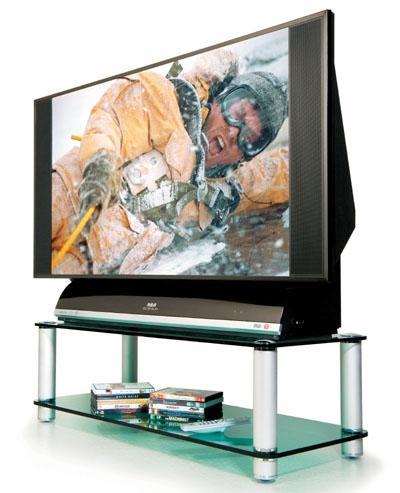 rca scenium hd50lpw175 50 inch dlp hdtv sound vision rh soundandvision com RCA Scenium Unusable Signal RCA Scenium Parts