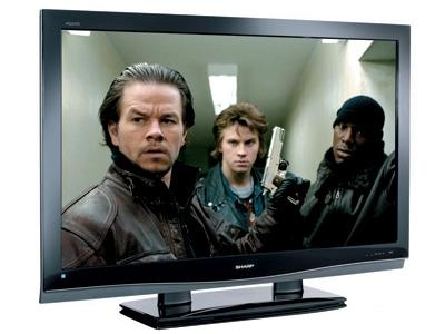 Sharp Aquos LC-52D62U 52-inch LCD HDTV   Sound & Vision