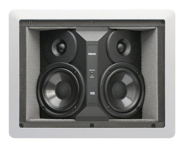 I M Setting Up A Home Theater Area In Our Living Room And There Can T Be Any Freestanding Speakers Don Have Side Walls For Surrounds Only Ceiling