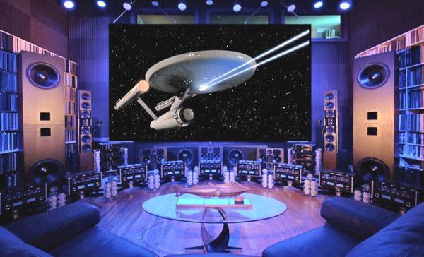 Dream Home Theater Sound Amp Vision