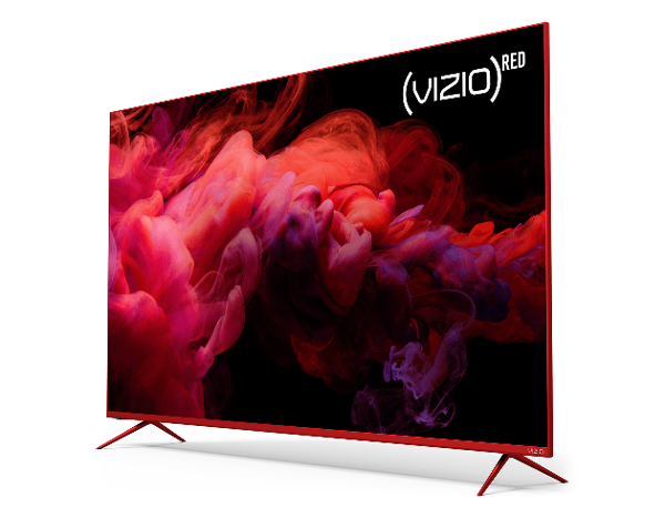Vizio Creates Red TV to Raise Money for AIDS