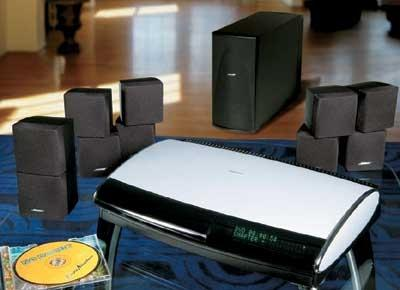 Bose Lifestyle 38 Home Entertainment System Sound Vision