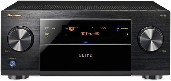Pioneer Elite VSX-52 A/V Receiver   Sound & Vision