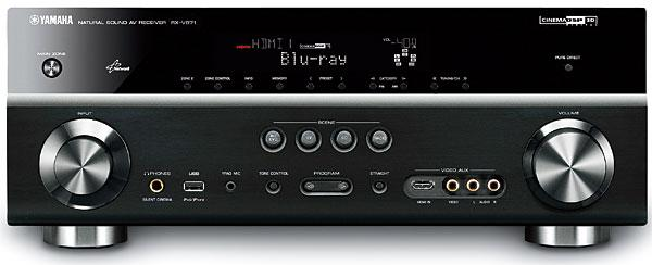 Yamaha RX-V871 A/V Receiver | Sound & Vision