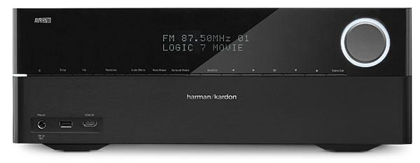 Đầu máy Amply Harman Kardon AVR 3700 7. 2-Channel 125-Watt Network-Connected
