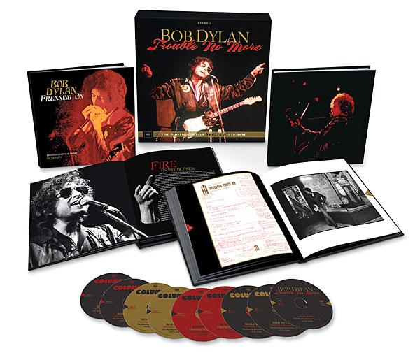 Image result for bob dylan trouble no more deluxe