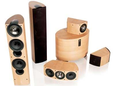 KEF Q Series Home Theater Speaker System