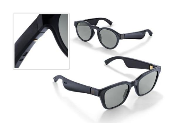 af727e9bbf Bose has come up with a unique take on wireless earphones  Build  em into  sunglasses. The company yesterday announced Frames ...