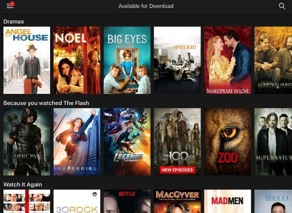 Netflix Adds Download Option | Sound & Vision