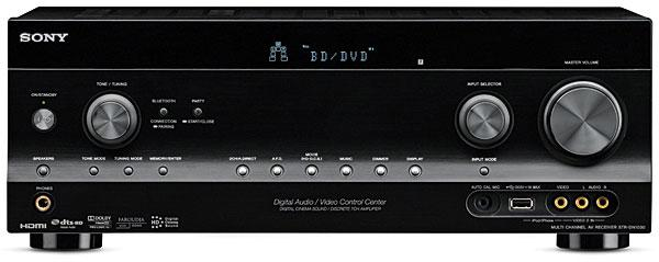 sony str dn1030 a v receiver sound vision rh soundandvision com Sony STR DN 1040 Sony STR Receivers