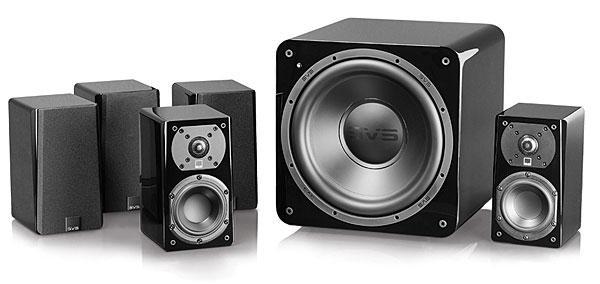 SVS Prime Satellite 51 Speaker System Review
