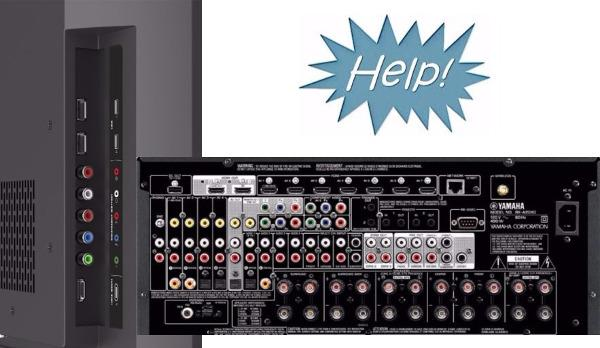 Help! Get Me Out of HDMI Hell! | Sound & Vision