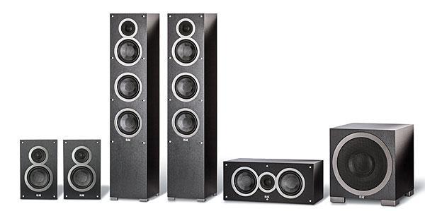 Elac Debut F5 Speaker System Review | Sound & Vision