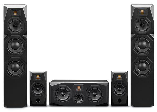 Tower Speaker Reviews Sound Amp Vision