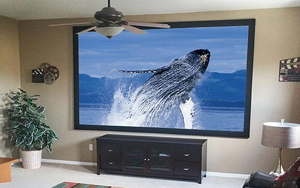 Projection Screen Reviews Sound Amp Vision