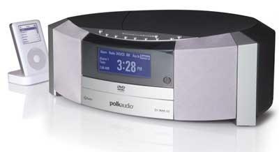 Polk Audio I Sonic Tabletop Audio System Sound Vision