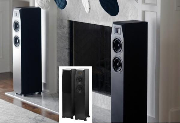 Emotivas New T Zero Mini Tower Speakers Cost Only 499 A Pair