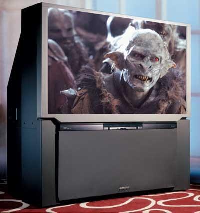 hitachi 65 tv. hitachi 57t500 57-inch rear-projection hdtv monitor 65 tv