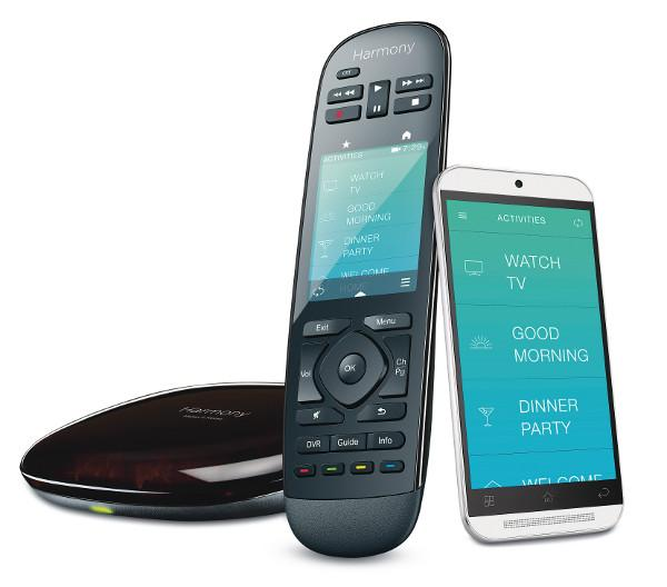 Logitech Harmony Ultimate Home Universal Remote Control