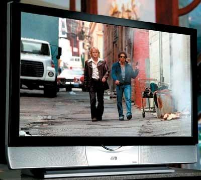 JVC HD-52Z575 52-inch Rear-Projection HDTV | Sound & Vision