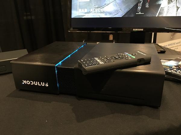 Modulus M1 Media Hub Almost Too Good to Be True