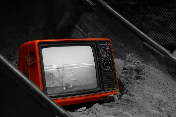 Where Are All Those Old TVs Going?