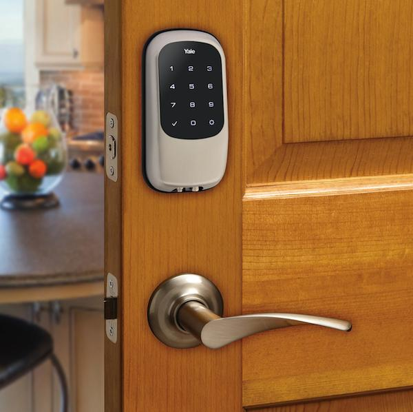 electronic door locks simple security for smart and dumb homes