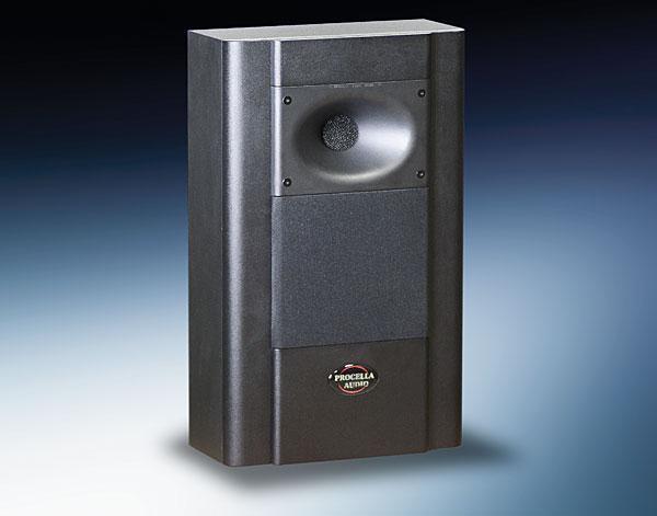 Big Sound, Small Box: Procella P6V Home Theater Speaker