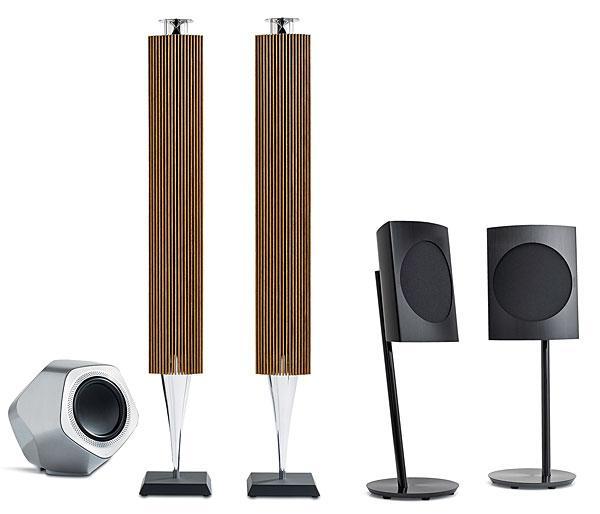 bang olufsen beovision avant 55 ultra hdtv and beolab 18. Black Bedroom Furniture Sets. Home Design Ideas