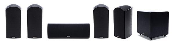 Pioneer Elite SP-EBS73-LR Speaker System Review | Sound & Vision