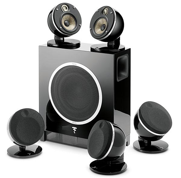 Focal Dôme Flax 5 1 Speaker System Review