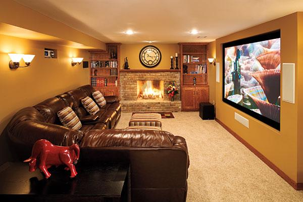 anatomy of an install your steps to home theater nirvana sound any room a tv a surround sound audio system and a mess of wires snaking across the floor can become a home theater once the lights go down