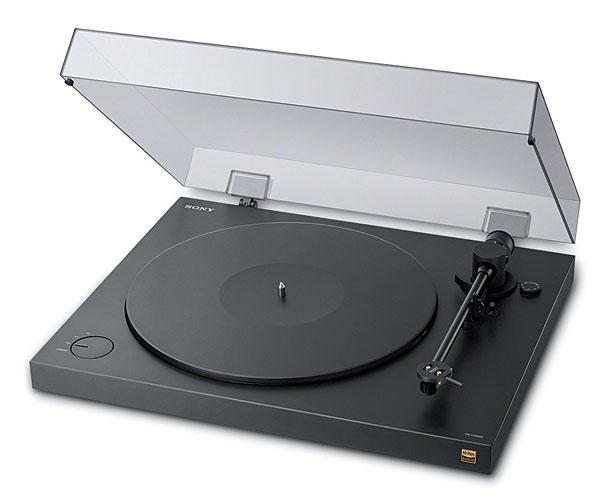 can you hook up a turntable to a mac