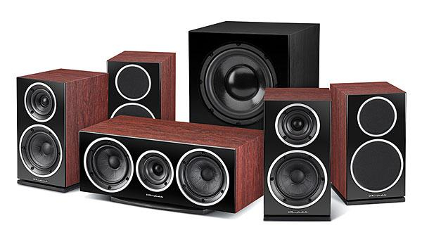 wharfedale home theatre speakers home review. Black Bedroom Furniture Sets. Home Design Ideas