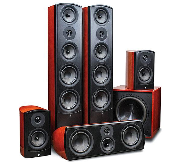Aperion Audio Verus II Grand Speaker System Review