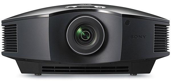 Sony VPL HW45ES 3D SXRD Projector Review