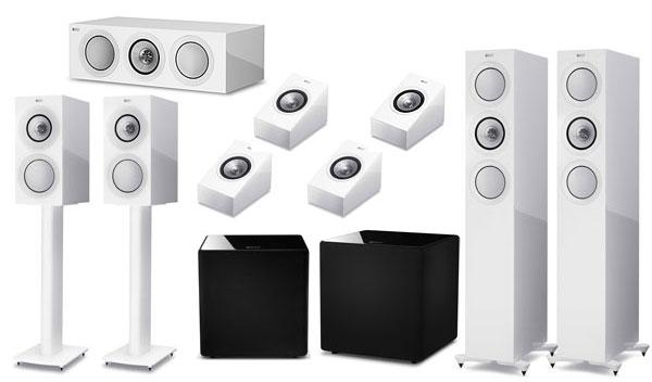 KEF R5 Surround Speaker System Review