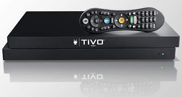 Cable tivo setup box with Connect to